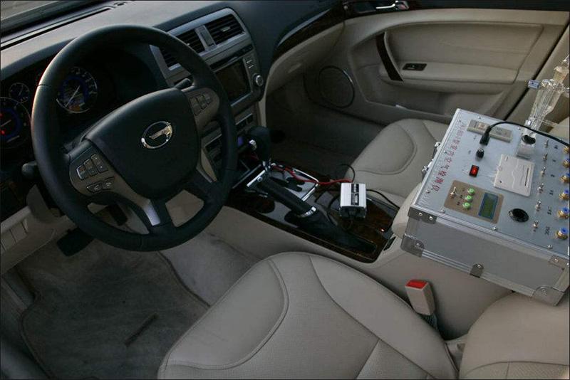车内空气检测