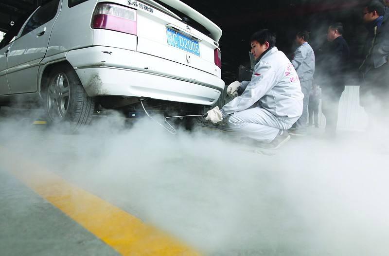 新吴区废气检测